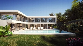 New luxurious project in Talamanca -Las Brise for sale