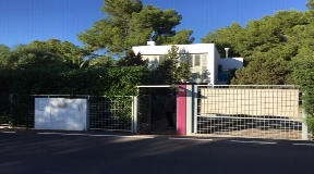 Nice villa in Cala Vadella near to the beach for sale