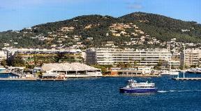 Beautiful apartment rebuild in 2018 in Ibiza port for sale