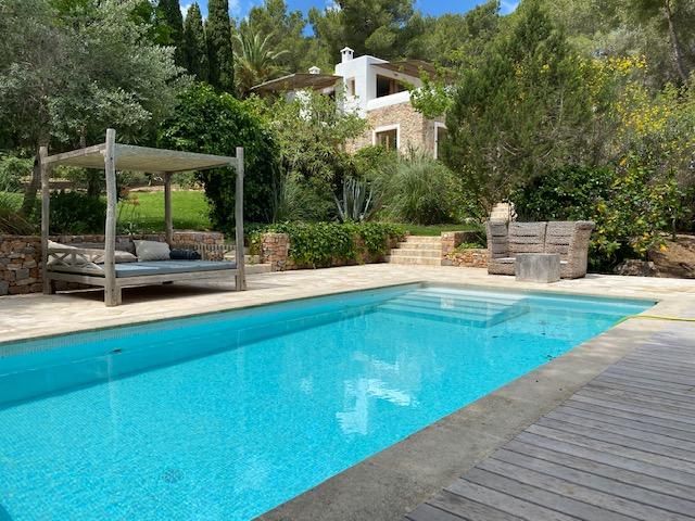 Nice newly rebuilt villa near to the city of Ibiza