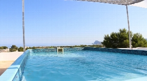 Villa for sale near to the sea with nice views