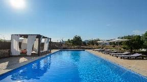 Superb south facing villa in San Jordi for sale
