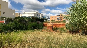 Land for building with 11 apartments in Es Candell for sale
