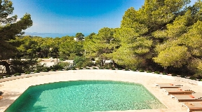 Wonder villa with lots of charm near Cala Salada for sale