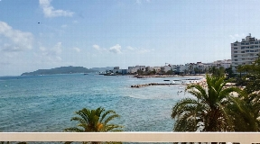 Nice apartment with sea views for sale in Ibiza