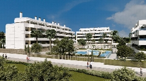 Wonderful large city apartment for sale in Ibiza