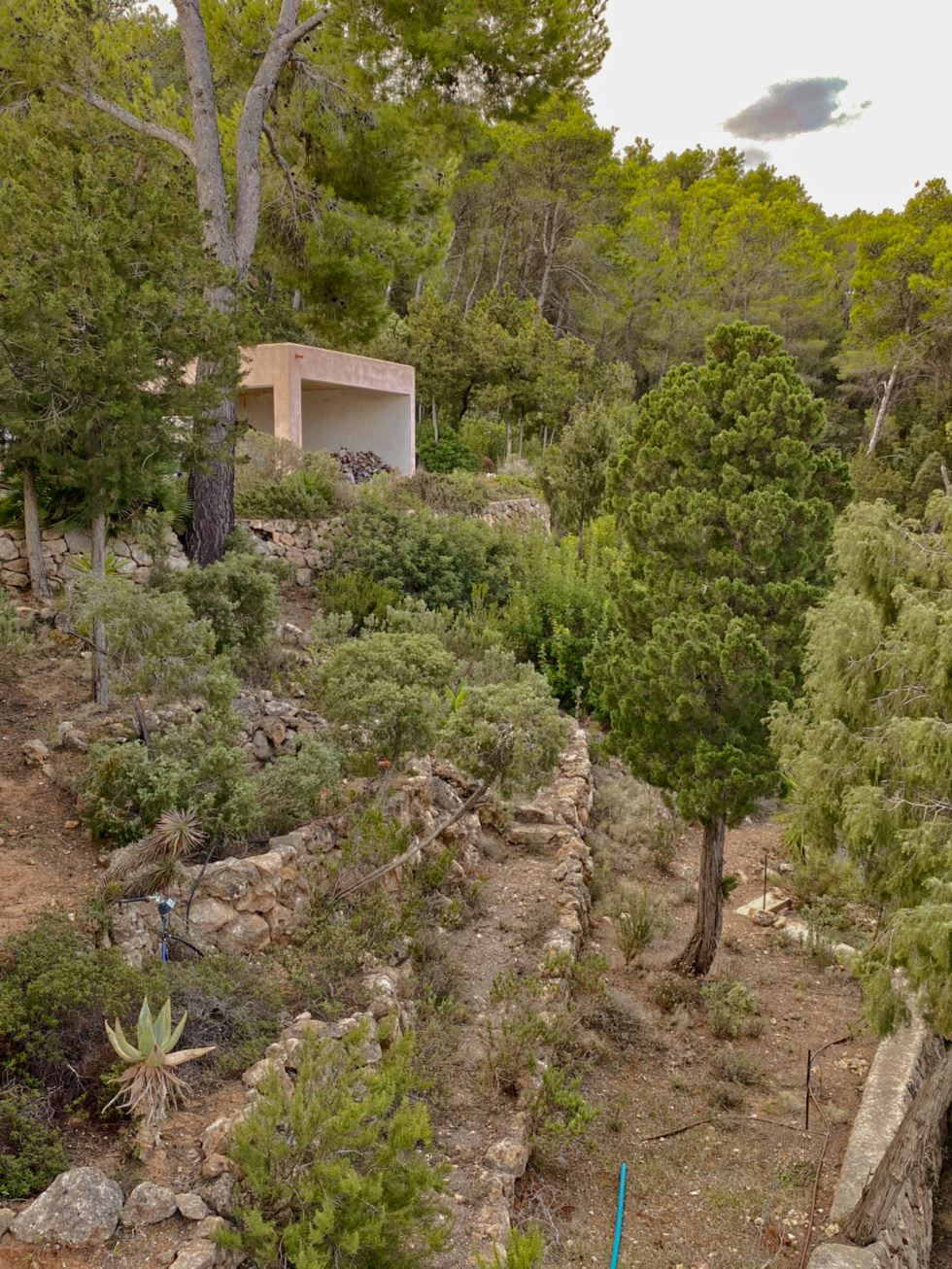 Amazing country villa for sale in the north facing the sea