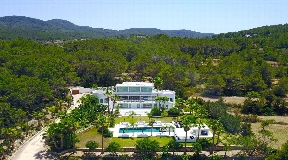 NIce villa for sale with wonderful views in San Agustin