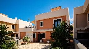 Villa in Ibiza close to Cala Tarida beach for sale