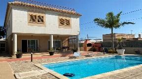 Villa in Monte Cristo near to Ibiza for sale