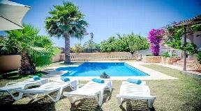 Amazing villa with rental license in San Jordi for sale