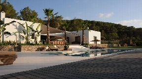 Nice villa in the valley near San Jose - Ibiza with beautiful views of nature