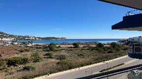 Bright 2 bed 100 m2 apartment for sale in Marino Botafoch with sea views