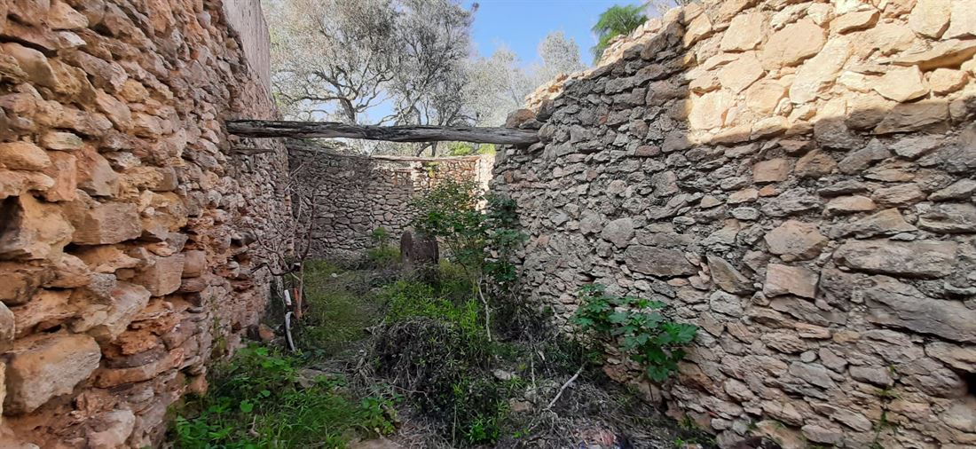 Wonderful Finca for sale from the year 1900 in San Juan