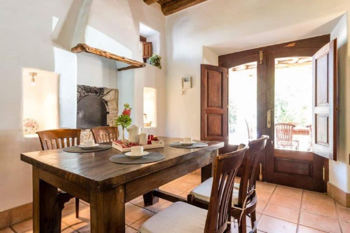Wonderful Finca for sale in the countryside of San Rafael