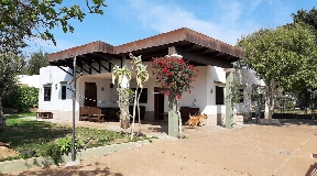 Villa situated in Sant Jordi with a house of 260m2 on a plot of 1250m2 for sale
