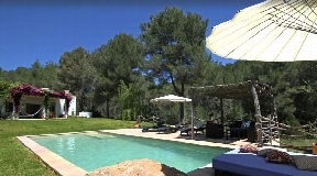 Amazing Ibizan finca for sale with a modern touch in Santa Gerdrudis