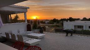 Nice villa with extraordinary vistas al mar y a Cap Nono in Sant Josep for sale