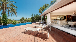 New exclusive listing situated in Cap Martinet for sale