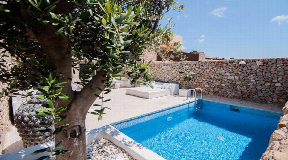 Semidetached villa with private pool of Roca Llisa for sale