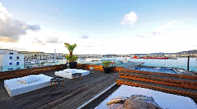 Amazing large apartment for sale in Ibiza town